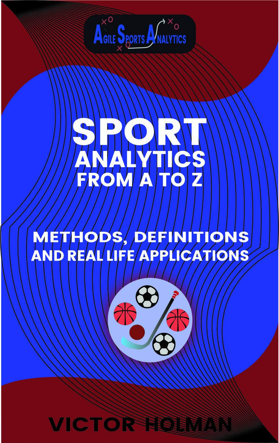 Proposition n°35 du concours Book Cover Design - Sports Themed