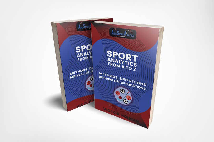 Proposition n°42 du concours Book Cover Design - Sports Themed
