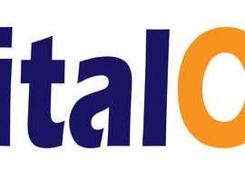 Nro 31 kilpailuun DigitalOkta LogoDesign käyttäjältä darkavdark