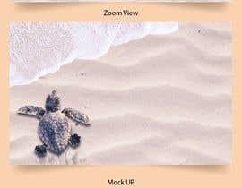 #39 for Baby Sea Turtle Crawl af kimuchan