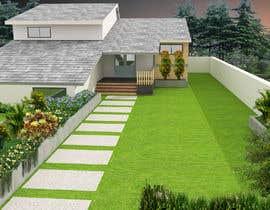 nº 7 pour 3D Frontyard Modern Design par mufassir1234
