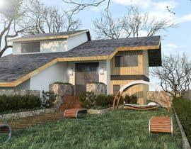 nº 13 pour 3D Frontyard Modern Design par YasharLuxuryArt