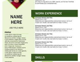 #23 cho Resume Design bởi talha334