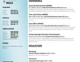 #16 cho Resume Design bởi hassanbilal3055