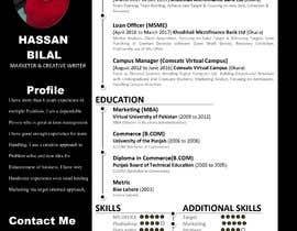 #24 cho Resume Design bởi hassanbilal3055