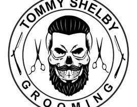 #10 для Design a gothic style logo for a barbers от shohozkroy