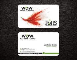 #60 para create business card por patitbiswas