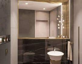 #20 for bathroom design by na4028070