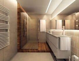 #6 for bathroom design by alokbhagat
