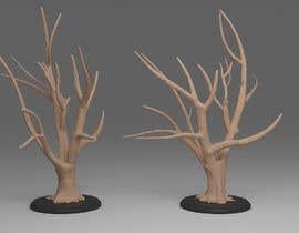 coc3dart tarafından 3D SCULPTED TREE ARMATURES (x21) için no 7