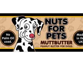 #73 for Label for Peanut Butter Jar! by reddmac