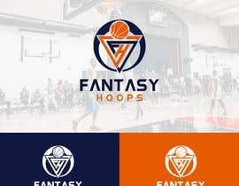 #54 pentru Design fantasy hoops logo de către logodesign0121