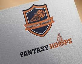 #48 pentru Design fantasy hoops logo de către ghulam182