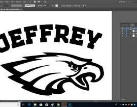 #11 untuk Eagles Font Graphic Design oleh PSdesigner280