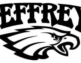 #23 untuk Eagles Font Graphic Design oleh alaahsn