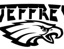 #25 untuk Eagles Font Graphic Design oleh alaahsn