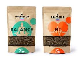 #83 pentru Tea Doypack Package Design de către Marynaionova