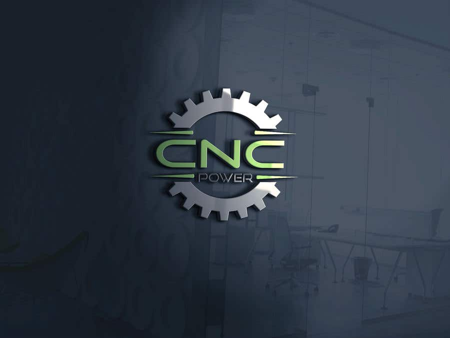 "Intrarea #75 pentru concursul ""Logo design for CNC machining company"""