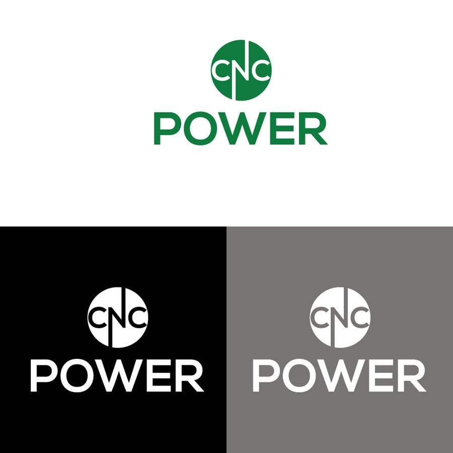 "Intrarea #5 pentru concursul ""Logo design for CNC machining company"""