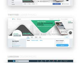 #46 for Design Social Media Cover Graphics af abuk007
