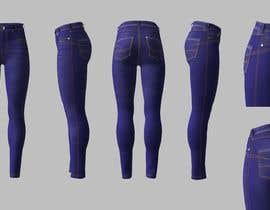 #2 untuk Tech pack for my unique, sexy line of men & women's jeans & athleisure oleh ecemozkurt