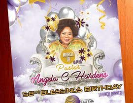 #29 for Create A Flyer for a Birthday Party af denkokaja
