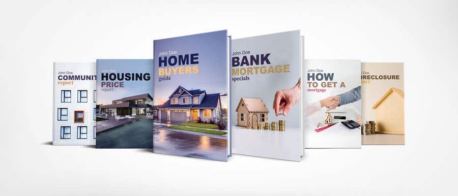 Penyertaan Peraduan #9 untuk Build me 6 ebooks covers