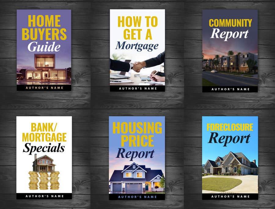 Inscrição nº 6 do Concurso para Build me 6 ebooks covers