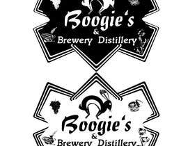 Nro 140 kilpailuun Company Logo for Brewery & Distillery käyttäjältä aliashkev