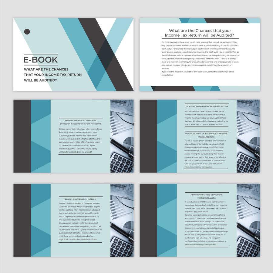 Inscrição nº 4 do Concurso para Build Me An Ebook