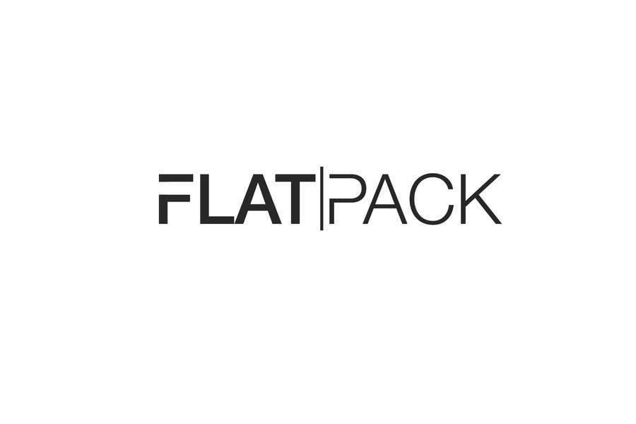 Penyertaan Peraduan #1 untuk Logo WA FLAT PACK