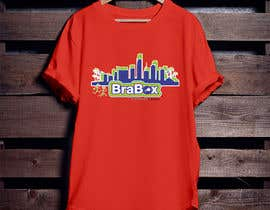#21 cho BraBox Tshirt Design for marathon race bởi SazzadRobin