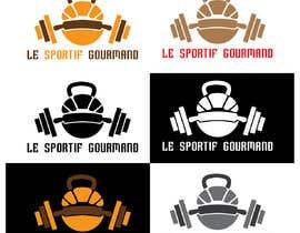 #124 untuk Logo design for a Pastry for athletics oleh MarkFathy
