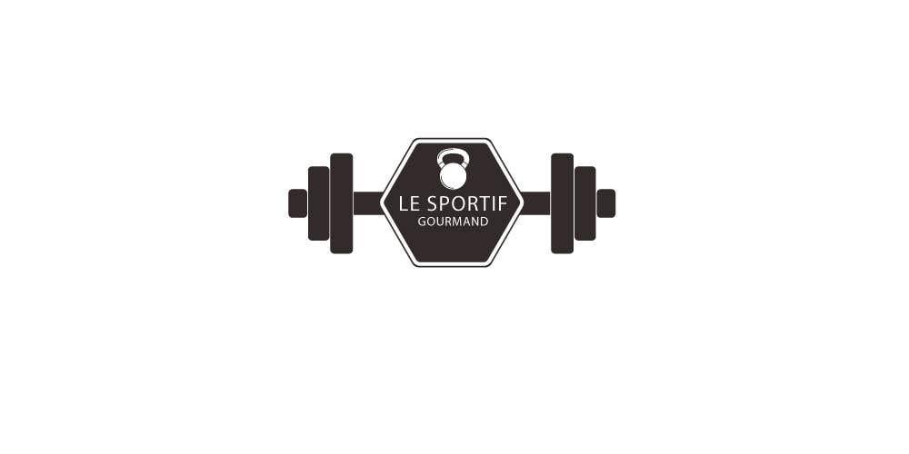 Penyertaan Peraduan #115 untuk Logo design for a Pastry for athletics