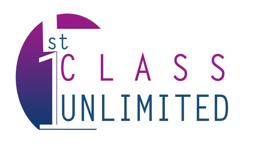 Bài tham dự cuộc thi #                                        85                                      cho                                         Logo Design for 1st Class Unlimited