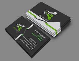Nro 292 kilpailuun Design business cards käyttäjältä Deluar795