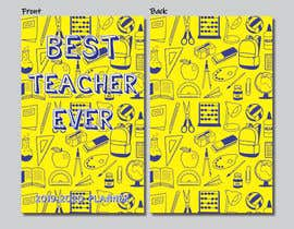 #55 for Teacher Planner Book Cover by pephlaxx