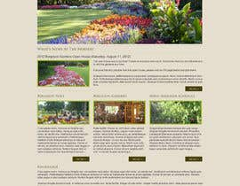 #6 for Design Inspiration for Bergeson Nursery Website af antonyngo