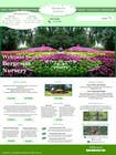 Contest Entry #11 for Design Inspiration for Bergeson Nursery Website