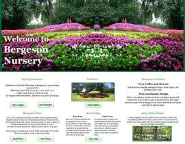 #11 for Design Inspiration for Bergeson Nursery Website af isalabasheva