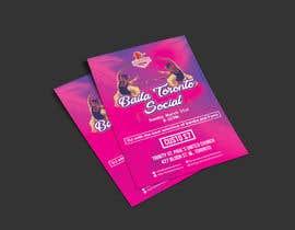 #7 for Flyer para baile mensal af dasshaoun