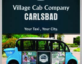 #104 para Village Cab Company logo por Zaibis