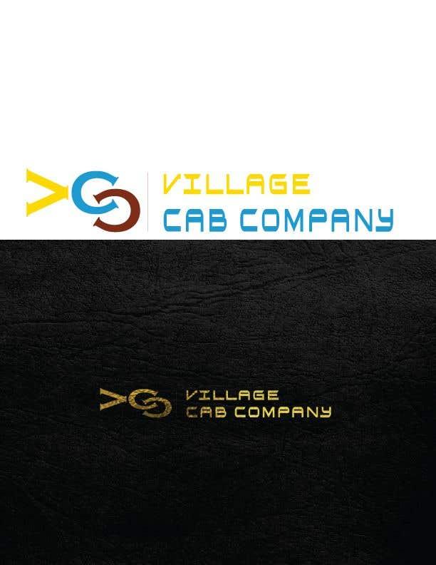 Bài tham dự cuộc thi #36 cho Village Cab Company logo