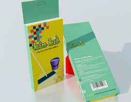 nº 118 pour Redesign label packing for Household Cleaning Tool par atidoria