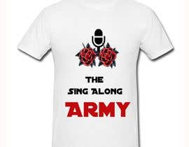 #39 for The Sing Along Army af anshuls2309