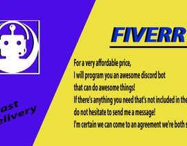 #2 untuk Design me a Fiverr Thumbnail that gets me traffic. oleh nahidhasanriaz01