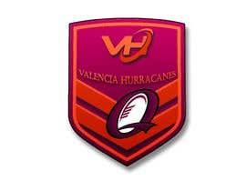 Nro 2 kilpailuun Rugby League Club Crest käyttäjältä Romdhonihabib