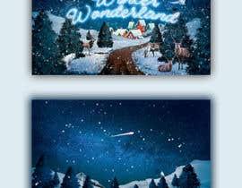#29 para Winter Wonderland Brochure por guillermourbin