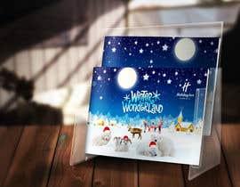 #31 para Winter Wonderland Brochure por biswasshuvankar2