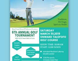 #149 untuk MCS Golf Tournament Media Flyer oleh logodesign2019